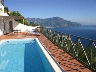 Villa in Conca dei Marini, Campania, Italy - Conca dei Marini vacation rentals