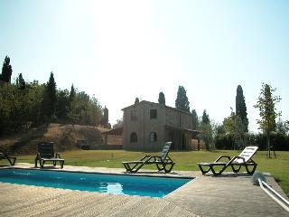 2 bedroom House with Private Outdoor Pool in Asciano - Asciano vacation rentals