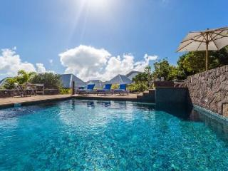 Superb Turtle Villa with outdoor living/dining area and magnificent views - Mont Jean vacation rentals