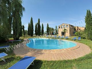 Nice Buonconvento vacation House with Deck - Buonconvento vacation rentals