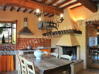 Bright 3 bedroom House in Buonconvento - Buonconvento vacation rentals