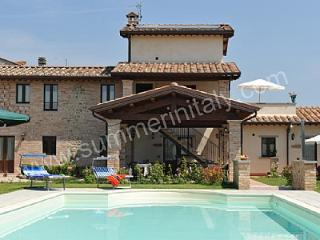 1 bedroom House with Deck in Citerna - Citerna vacation rentals