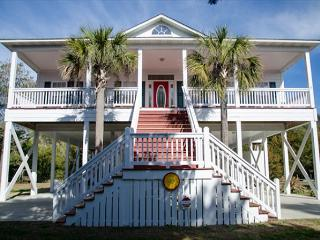 Sew Relaxing - Well Appointed and Maintained Beach Walk Home - Edisto Island vacation rentals