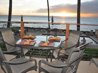 Hale Kai 217 - Maui Oceanfront Majesty with Old Hawaii Spirit - Lahaina vacation rentals