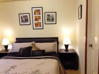 Cozy & Elegant 1 Bedroom Suite in Eastwood City - Quezon City vacation rentals