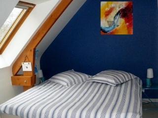 Gîte label 3*** tout confort+jardin+parking privés - La Gouesniere vacation rentals