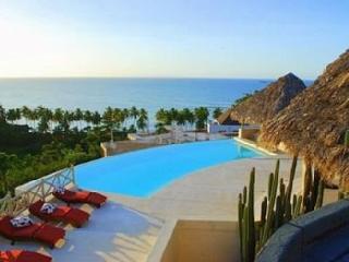 Amazing panoramic ocean view Villa in Las Terrenas - Las Terrenas vacation rentals