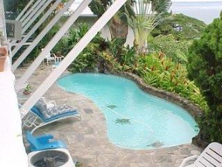 Perfect 1 bedroom Apartment in Kaneohe with Deck - Kaneohe vacation rentals