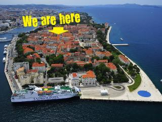 Old Town Zadar (4+2) - Zadar vacation rentals