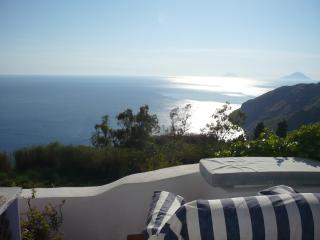Romantic getaway cottage aeolian islands lipari with private pool - Lipari vacation rentals