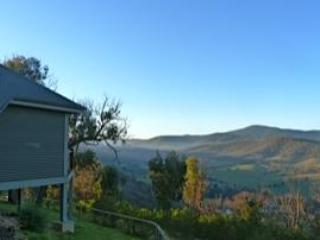 villa view - Kangaroo Ridge Retreat - Healesville - rentals