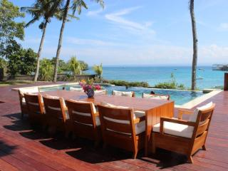 Beautiful Absolute Beachfront Villa - Karangasem vacation rentals