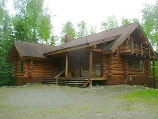 Stunning Log Home with Large Entertainment Room - Ely vacation rentals