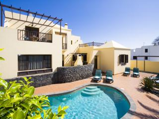 4 bedroom Villa with DVD Player in Costa Teguise - Costa Teguise vacation rentals