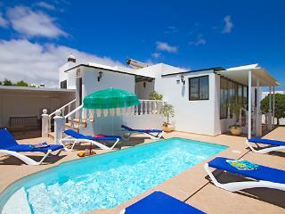 3 bedroom Villa with DVD Player in Puerto Del Carmen - Puerto Del Carmen vacation rentals