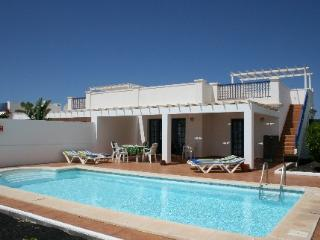 Comfortable Villa with DVD Player and Microwave - Playa Blanca vacation rentals