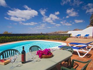 Comfortable Villa with DVD Player and Parking - Puerto Del Carmen vacation rentals