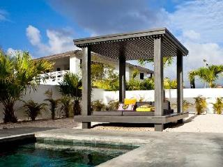 Garden Villas Papagayo with large saltwater pool - only 100 ft from waterfront - Kralendijk vacation rentals