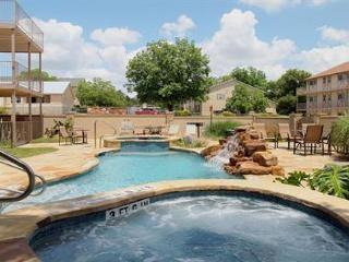 AFFORDABLE LUXURY Condo on Guadalupe near Comal & Schlitterbahn: Unit K-203 - San Marcos vacation rentals