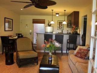 Walks out to the pool! Aina Nalu 2bd/2ba unit D101 - Lahaina vacation rentals