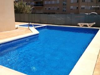 Luxury flat in Playa den Bossa with 4 rooms,aircon - Ibiza vacation rentals