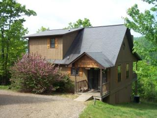 Laurel Mountain Cabins, The Violet Cabin - Peaceful, Quiet, Perfect - Hiawassee vacation rentals