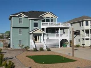 Front - Ocean side house, private pool & hot tub, Pets OK, lighthouse views, VOH10 - Corolla - rentals