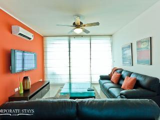 Panama City Paitilla Breeze 2BR Temporary Home - Panama City vacation rentals