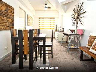 Eastwood City Secured APT w/ Panoramic City View - Mandaluyong vacation rentals