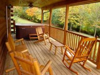FOX CREEK MEADOWSIDE CABIN near Bryson City - Cherokee vacation rentals