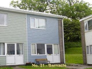'Barnacle' 21 Freshwater Bay Holiday Village - Pembrokeshire vacation rentals
