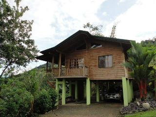 Tree Top Cottage - Private Ocean View Retreat 3 separate cottages to rent - Dominical vacation rentals
