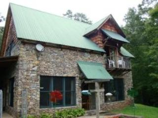 SONG CATCHER has top of the mountain privacy - Image 1 - Bryson City - rentals