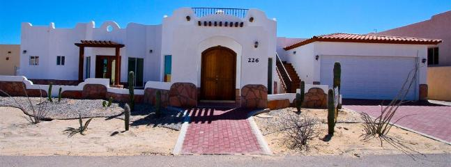 3 BR House in gated community with best beach - Image 1 - San Felipe - rentals