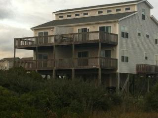 North Topsail Beach Spectacular Ocean/Sound Views - North Carolina Coast vacation rentals