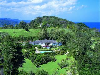 Spectacular 4 Bedroom Villa with View of the Caribbean Sea in Montego Bay - Montego Bay vacation rentals