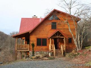 Cozy Newer Log Cabin*BIG VIEW*Hot tub*Fireplace - Banner Elk vacation rentals