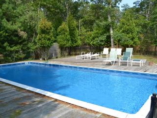 5 bedrooms East Hamptons house w/ pool, WiFi, BBQ - Hamptons vacation rentals