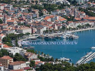Apartment  SEA VIEW - Makarska vacation rentals