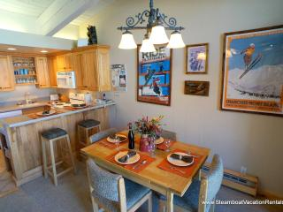 Storm Meadows Club A-414 - Steamboat Springs vacation rentals