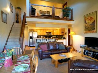 Pines at Ore house Plaza #304 Ph3 - Steamboat Springs vacation rentals