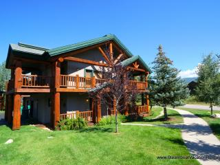 Saddle Creek Town Homes #1780 - Steamboat Springs vacation rentals