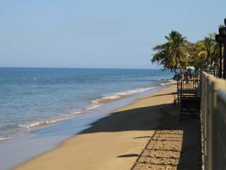 Beachfront Rental in Corcega Beach, Rincon, PR - Rincon vacation rentals