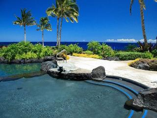 Ocean View Luxury Property! LAVA FLOW SPECIAL AUG-OCT. 7TH NIGHT COMP - Waikoloa vacation rentals
