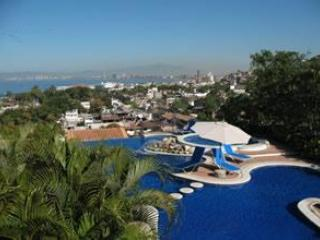 View from Dining Terrace - Selva Luxury View 2BR Penthouse Spring dates open! - Puerto Vallarta - rentals