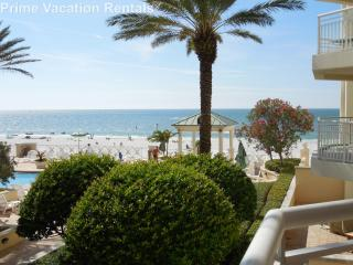 Mandalay Beach Club 405 Beautiful Beach Front - Clearwater vacation rentals