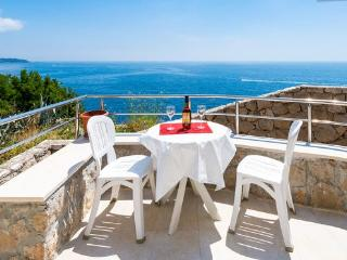 One bedroom condo/magnificent view - Dubrovnik vacation rentals