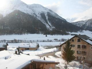 Cosy Apt. with open fireplace close to Sankt Morit - Samedan vacation rentals