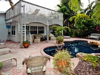 Island Oasis: 2BR Canal Home with Pool & Dock - Anna Maria vacation rentals