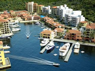 TROPICAL WAVES...Porto Cupecoy, wonderful views of the Marina, St Maarten - Cupecoy vacation rentals